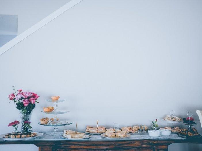 idee e consigli per allestire un buffet di compleanno