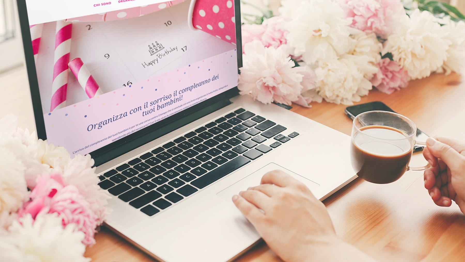 servizio online guida organizzare feste compleanno bimbi
