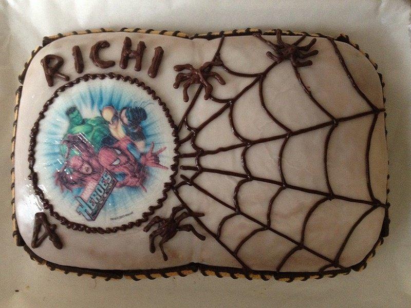 Consigli per non sprecare quando si fa o si ordina una torta di compleanno per bambini.