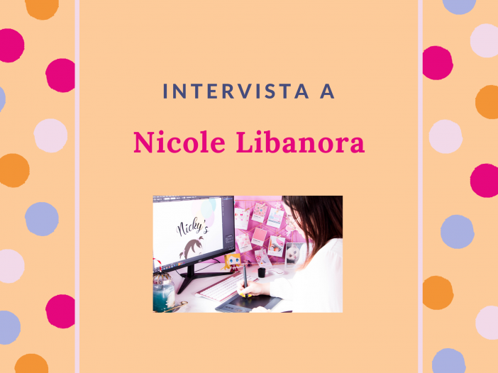 intervista a nicole libanora party kit per feste bambini