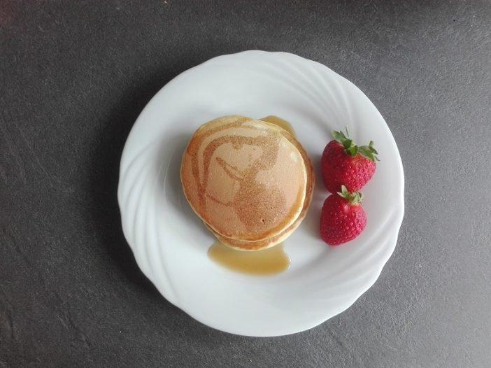 ricetta pancake semplice e veloce