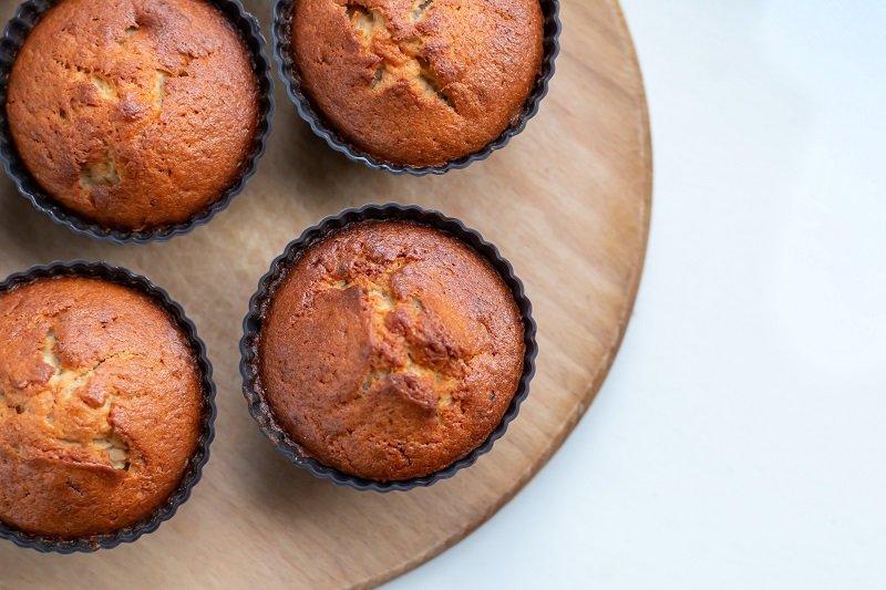 ricetta di muffin semplici ma buonissimi