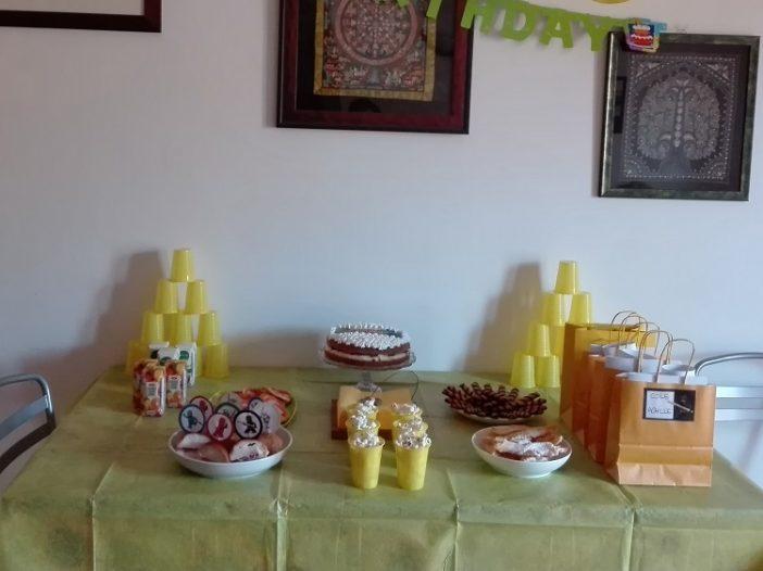 le feste di compleanno fai da te per bambini