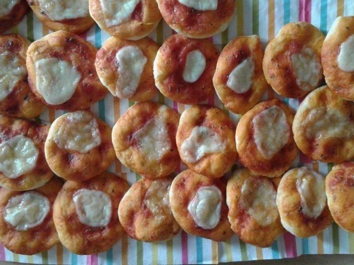 ricetta pizzette morbide e buone